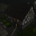 WIP screenshot from The Tavern