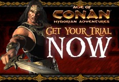 Age of Conan Unlimited Trial