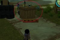 Barrels and crates in Fusionfall