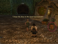 Barrels and crates in Lord of the Rings Online