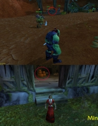 Barrels and crates in World of Warcraft